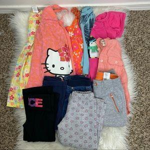 Bundle of 12- size 3 girls clothing